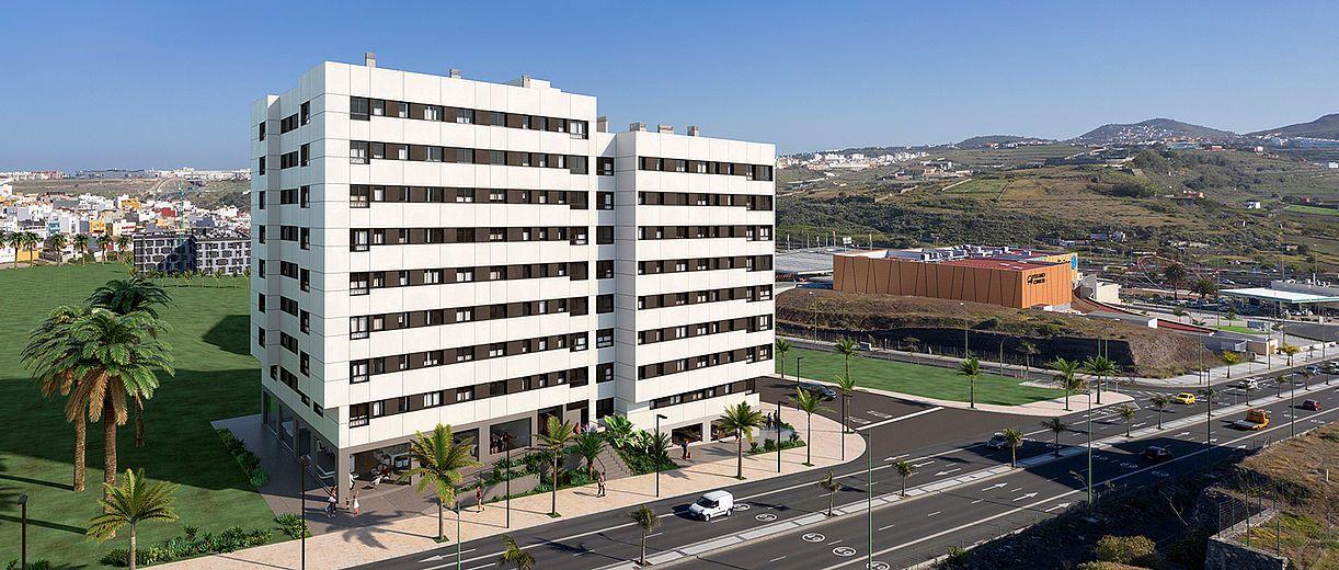 Cuarto proyecto de Avantespacia en Las Palmas: Tamaraceite Sur