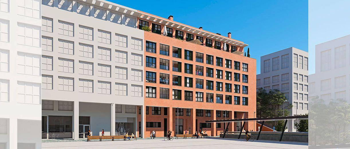 Plaza Felisa - presentación de la promoción