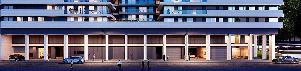 Mercadona presente en el proyecto Jacinto Benavente 15