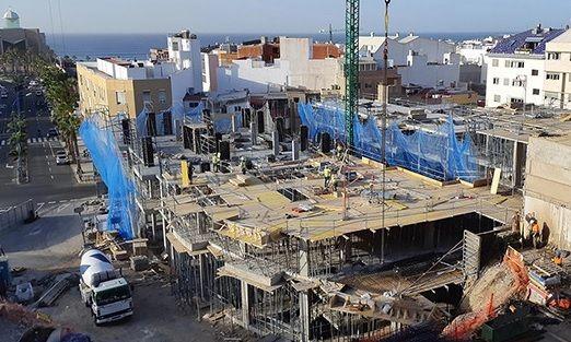 Avantespacia reanuda las obras de ejecución de sus proyectos