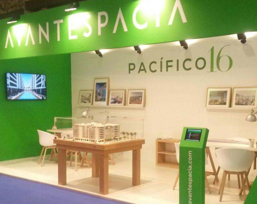 Avantespacia presentó en SIMed, Pacífico 16, su nueva promoción en Málaga