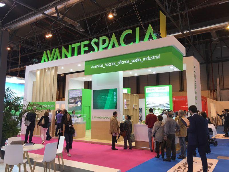Avantespacia presenta en el SIMA 2018 su oferta inmobiliaria