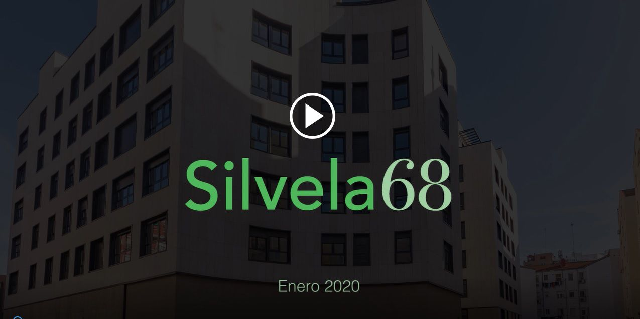 Silvela 68, un espacio de vida hecho realidad!