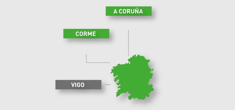 Avantespacia promueve casi 1.000 viviendas en Galicia