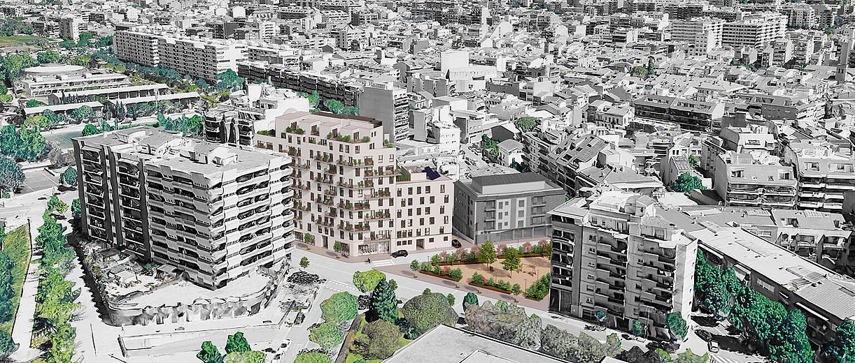 Aprobado el proyecto para prolongar la calle Pompeu Fabra hasta Roger de Flor en Granollers