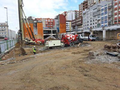 Jacinto Benavente 15 - Estado de obra