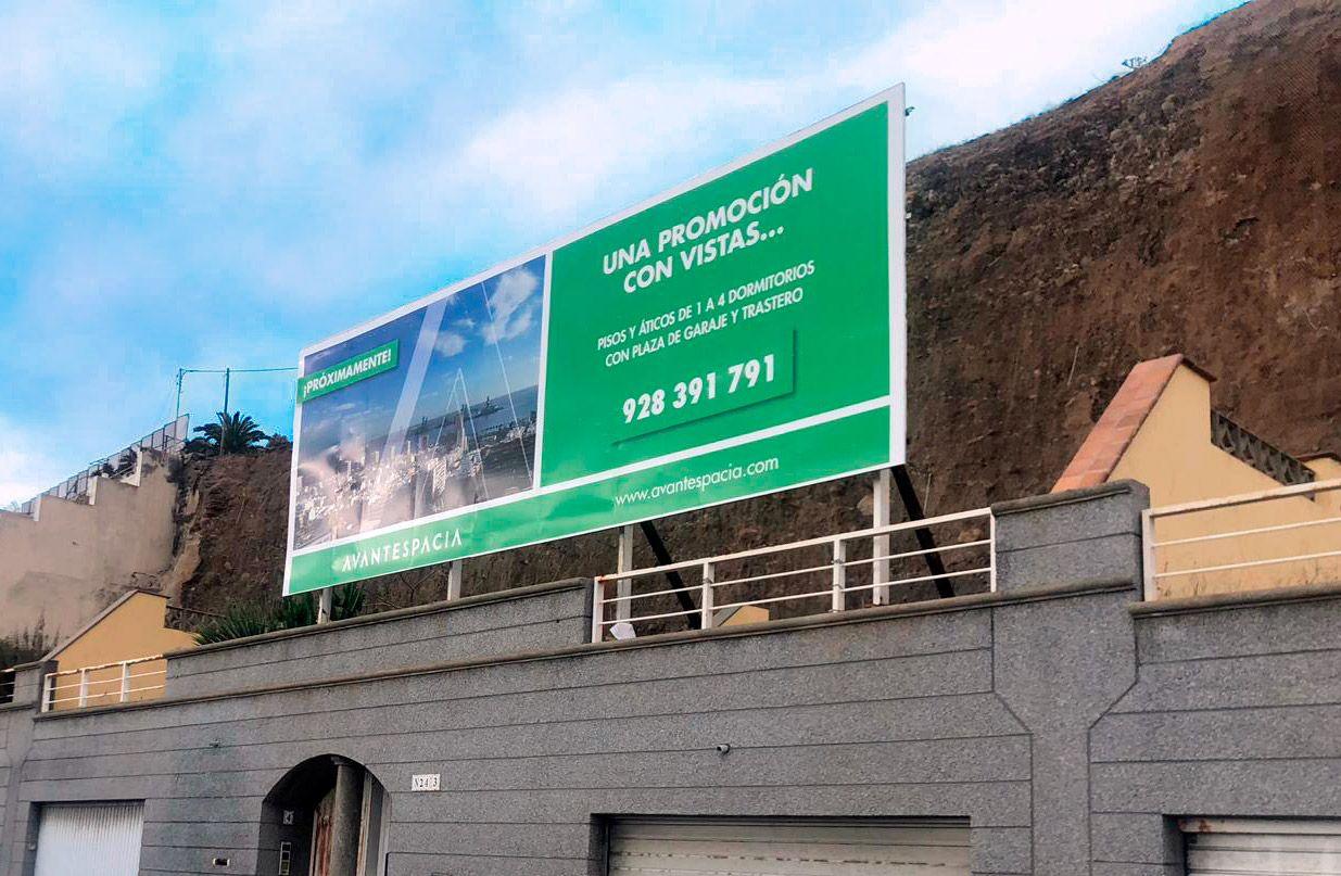 Nuevo proyecto de Avantespacia en Las Palmas de Gran Canaria