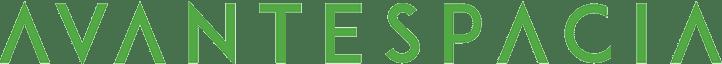 Logo de Avantespacia verde