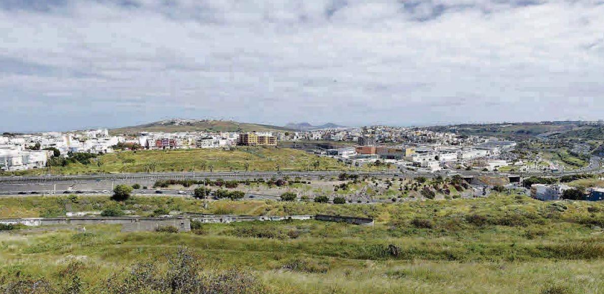 La gran transformación de Tamaraceite en Las Palmas
